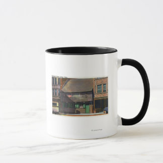 Boston, MassachusettsView of Paul Revere House Mug