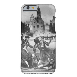 Boston Massacre, March 5, 1770_War Image Barely There iPhone 6 Case