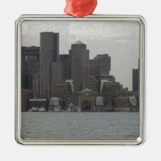 BOSTON METAL ORNAMENT