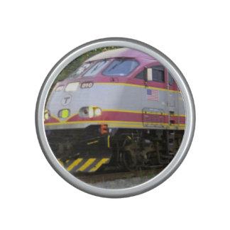 Boston Metro Train Bluetooth Bumpster Speaker