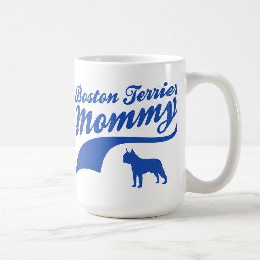 boston  Mommy Coffee Mugs