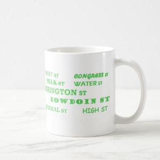 Boston Coffee Mugs