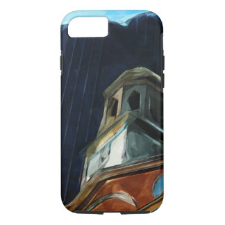 Boston Old State House Abstract Impressionism iPhone 7 Case