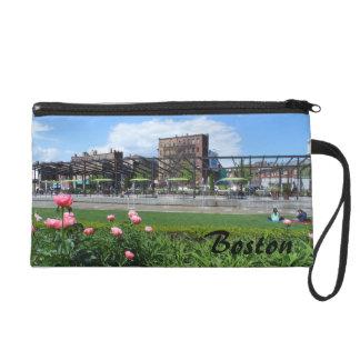 Boston Park Wristlet