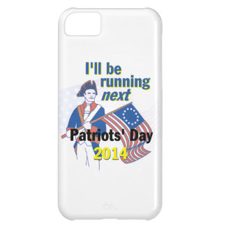 Boston Patriots Day Case For iPhone 5C