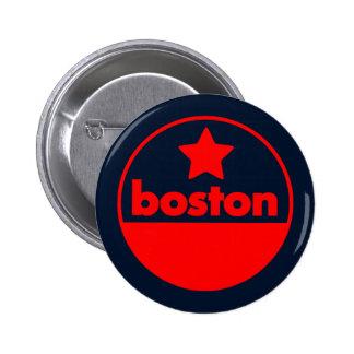 Boston Pin Redondo 5 Cm