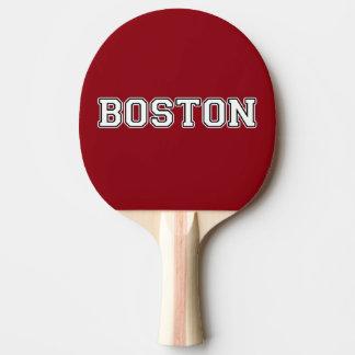 Boston Ping-Pong Paddle