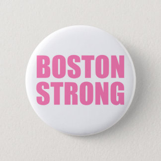 Boston Pink Strong Button