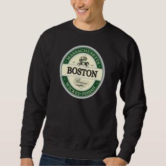 Boston - pissah travieso sudadera