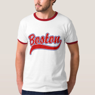 Boston Playera