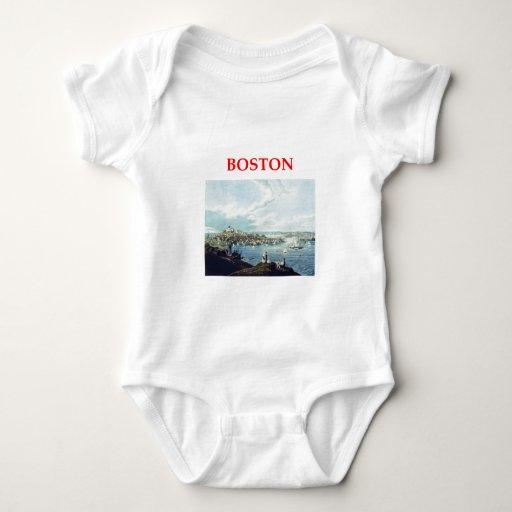 Boston Playeras