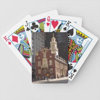Boston Playing Cards