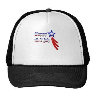 boston pops 4th of july trucker hat