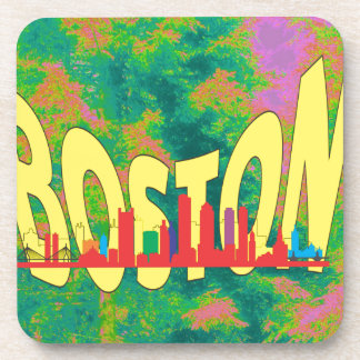 Boston Posavasos De Bebida