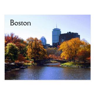 Boston Postcard