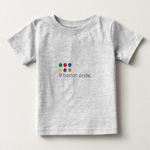 Boston Pride Baby Shirt