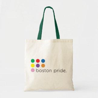 Boston Pride Budget Canvas Bags