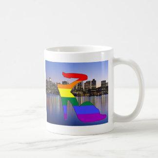 Boston Pride Coffee Mug