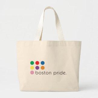Boston Pride Jumbo Tote Bags