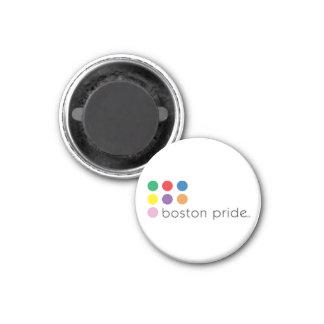 Boston Pride Magnet Small