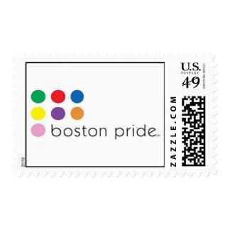 Boston Pride Medium Stamp