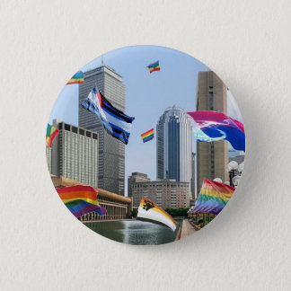Boston Pride Pinback Button