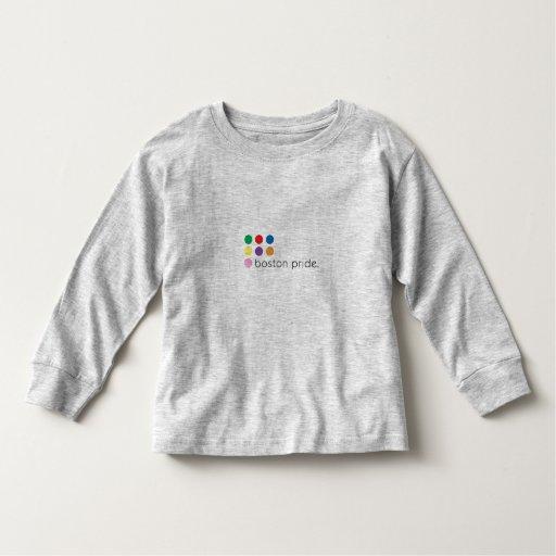 Boston Pride Toddler Long Toddler T-shirt