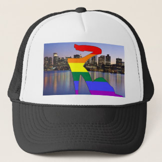 Boston Pride Trucker Hat