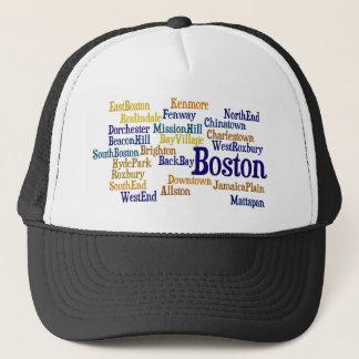 Boston Pride Trucker Hat