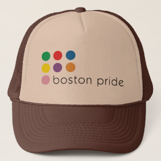 Boston Pride Trucker Trucker Hat