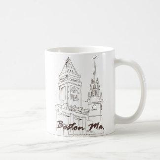 Boston Profile mug