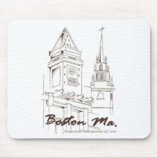 Boston Profiles Mouse Pad