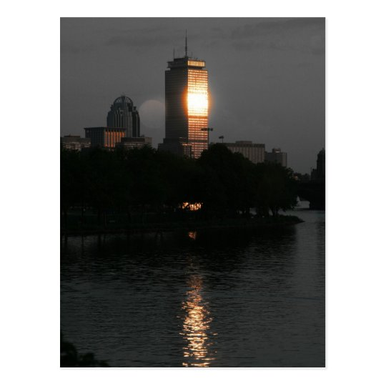 Boston - Prudential Tower Postcard