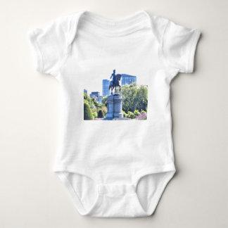 Boston Public Garden Baby Bodysuit