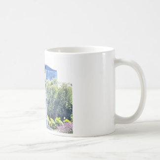 Boston Public Garden Classic White Coffee Mug
