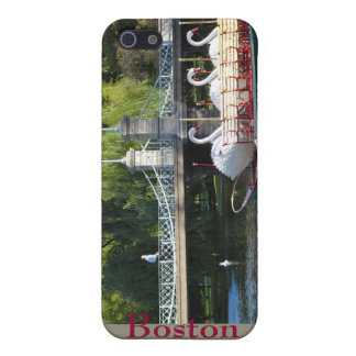 Boston Public Garden iPhone 5 Case