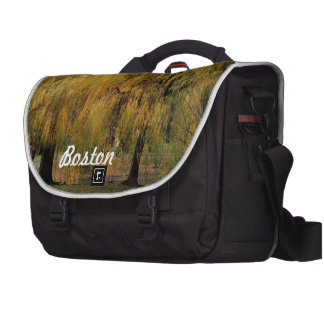 Boston Public Garden Laptop Computer Bag