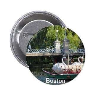 Boston Public Garden Pin