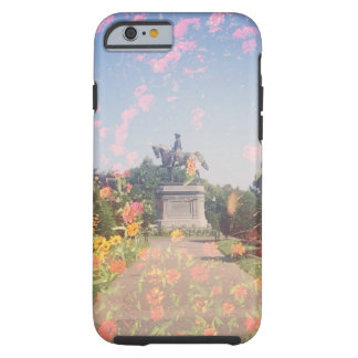 Boston Public Garden Tough iPhone 6 Case