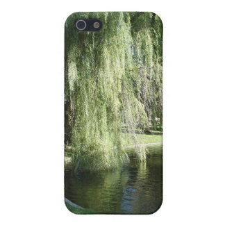 Boston Public Gardens iPhone 4 Case