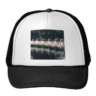 Boston Public Gardens Swan Boats Trucker Hat