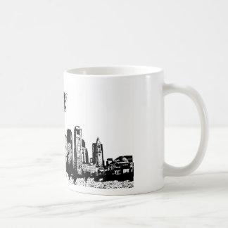 Boston puso para su ciudad taza clásica