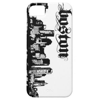 Boston Put on for your city iPhone 5 Covers