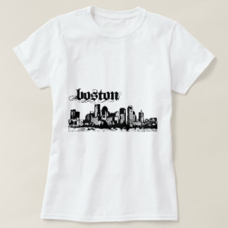 Boston Put on for your city T-Shirt