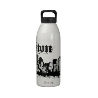 Boston Put on for your city Drinking Bottle