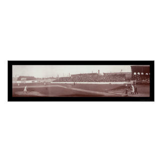 Boston Red Sox MA Photo 1903 Poster