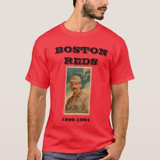 Boston Reds Vintage Tee