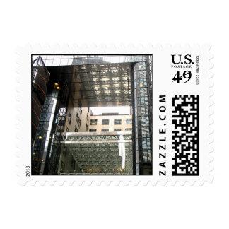 Boston Reflections Postage Stamp