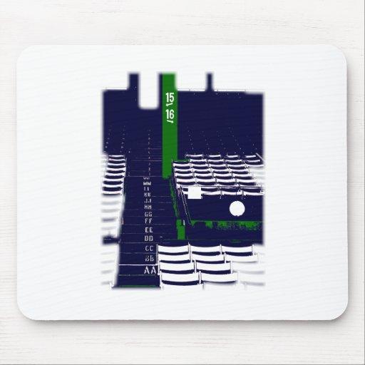 Boston - Rows Mousepads