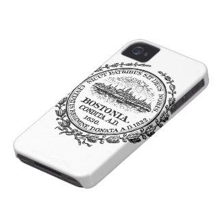 Boston Seal iPhone 4 Case-Mate Case